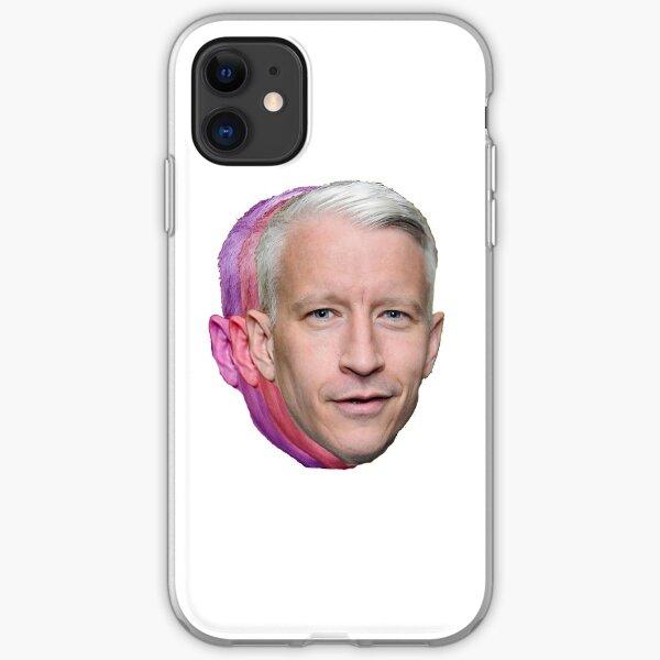 Anderson Cooper - CNN iPhone Soft Case