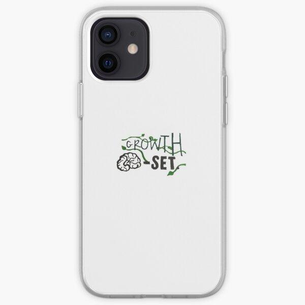 Growth Mindset iPhone Soft Case