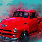 Love Me Love My Pickup Truck by ChasSinklier