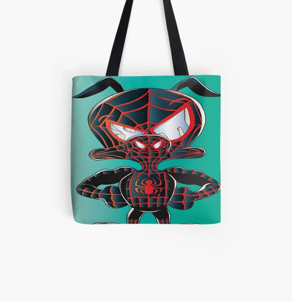 Spider Verse Ham1 All Over Print Tote Bag