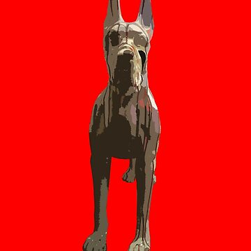 Dobermann by DrTigrou