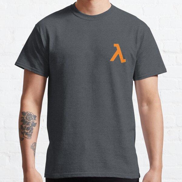 Lambda Half-Life Logo Classic T-Shirt
