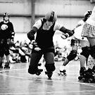 Newcastle Roller Derby League January Jam 2 by Mark Snelson