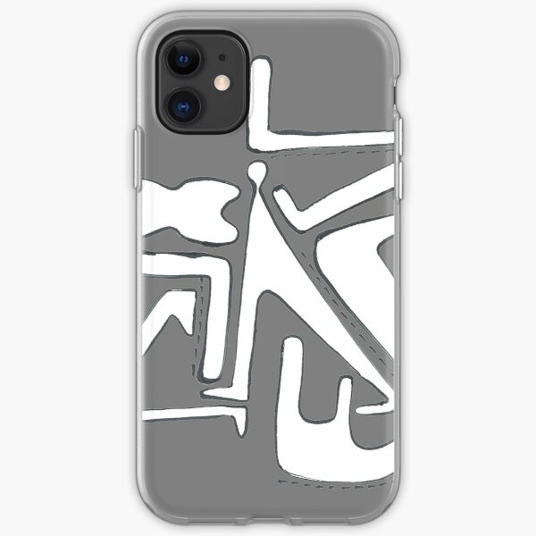 Humans and Mammals iPhone Soft Case