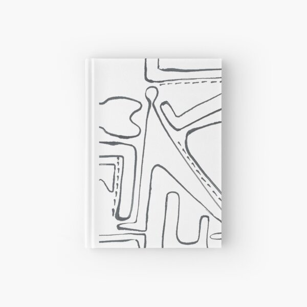 Humans and Mammals Hardcover Journal