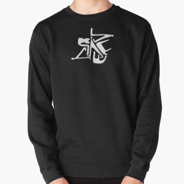 Humans and Mammals Pullover Sweatshirt