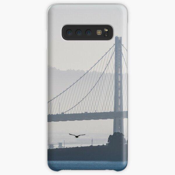 Oakland Bay Bridge, California Samsung Galaxy Snap Case