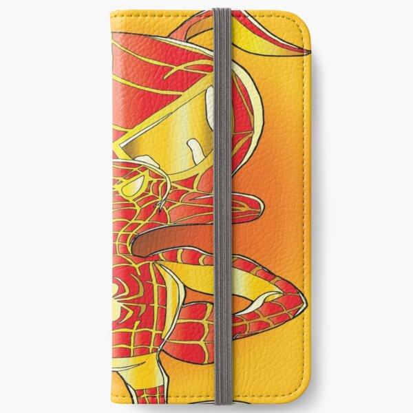 Spider Verse Ham5 iPhone Wallet