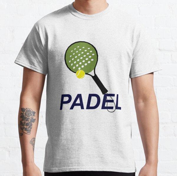 Ropa y complementos de padel. Camiseta clásica