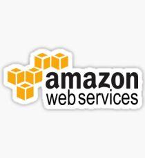 Amazon Web Services Sticker