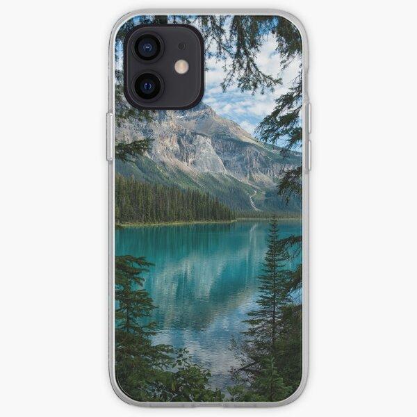 A Peek of Emerald Lake iPhone Soft Case