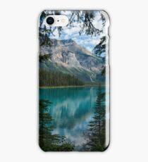 A Peek of Emerald Lake iPhone Case/Skin
