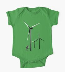 Wind Farm One Piece - Short Sleeve