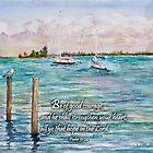 Sebastian Marina Psalm 31:24 by Janis Lee Colon