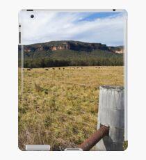 Megalong Valley, Blue Mountains, Australia  iPad Case/Skin
