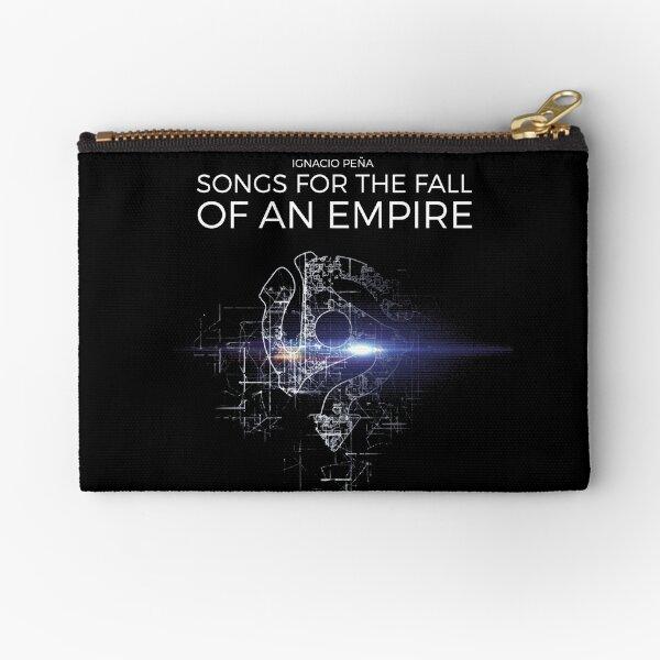 Ignacio Peña - Songs for the Fall of an Empire - Official Merchandise Zipper Pouch
