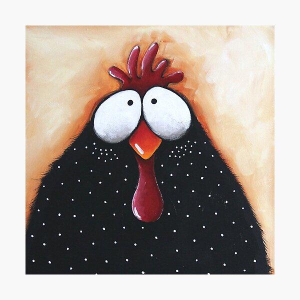 Chicken Pox Photographic Print