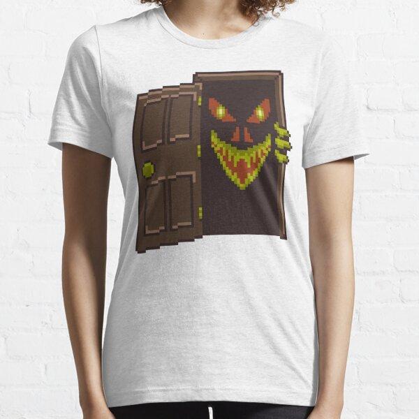 Monstruo en el armario Camiseta esencial