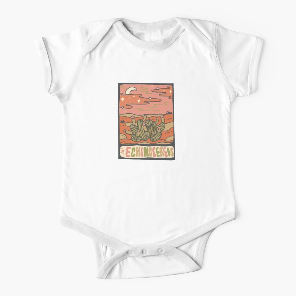Cactus Tarot Cards- Echinocereus  Baby One-Piece