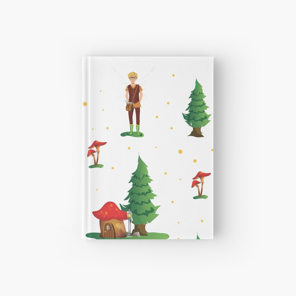 Tommy Tinker In The Tinker Village™ Hardcover Journal