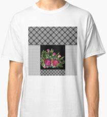 Rustic patchwork Classic T-Shirt
