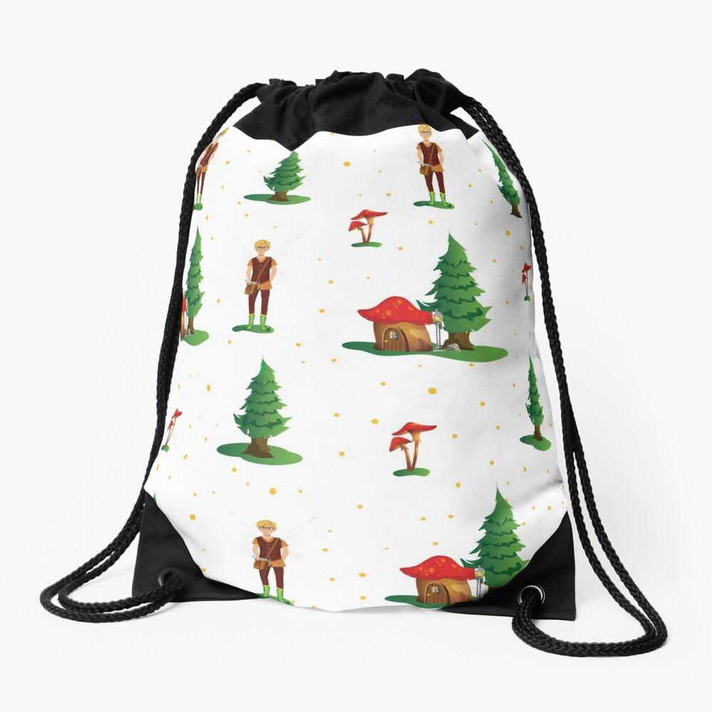 Tommy Tinker In The Tinker Village™ Drawstring Bag