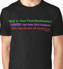 Final Destinations Graphic T-Shirt