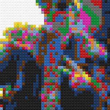 Lego Joe by conceited