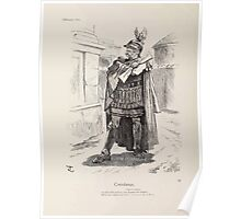 Cartoons by Sir John Tenniel selected from the pages of Punch 1901 0110 Coriolanus Poster