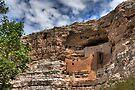 Montezuma's Castle by Bill Wetmore