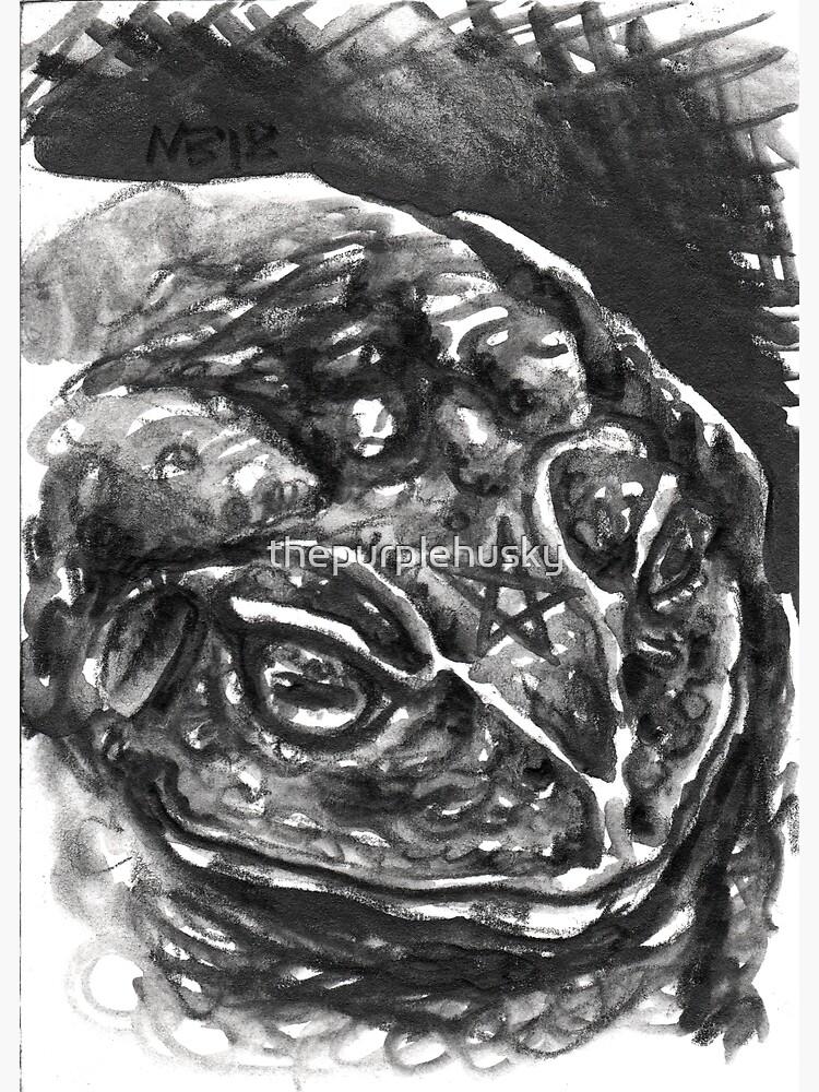 Familiars - Toad by thepurplehusky
