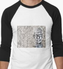 A-MAZE-ing Man! Baseball ¾ Sleeve T-Shirt
