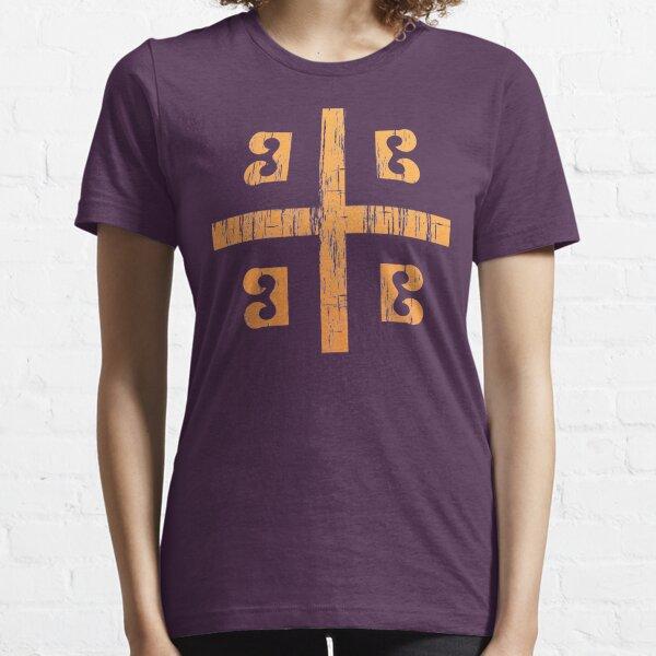 Byzantium Flag Essential T-Shirt