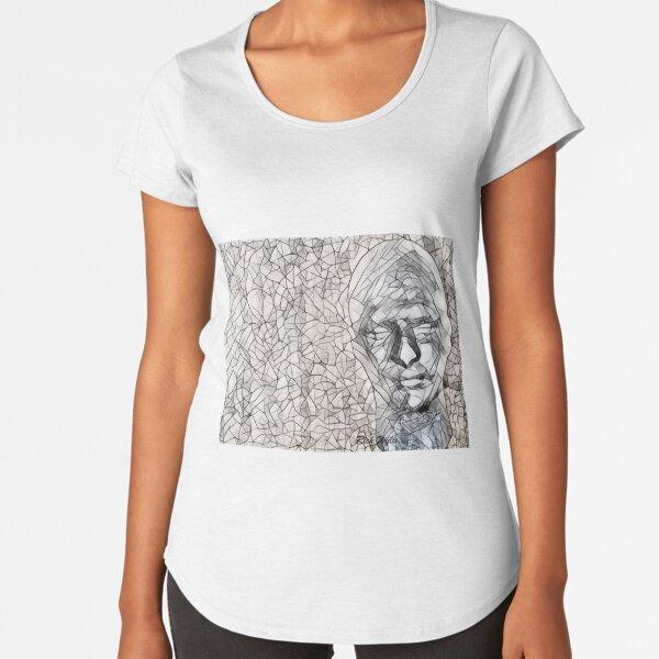 A-MAZE-ing Man! Premium Scoop T-Shirt
