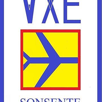 Sonsente /Sao Vicente Island Airport by SkolaNobu