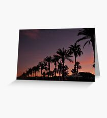 Scenes from Cali VIII Greeting Card
