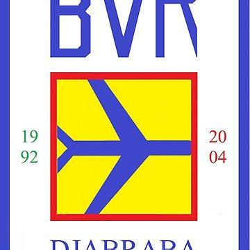 Djabraba/ Brava Island Airport by SkolaNobu