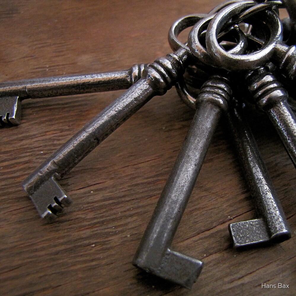 Keys by Hans Bax
