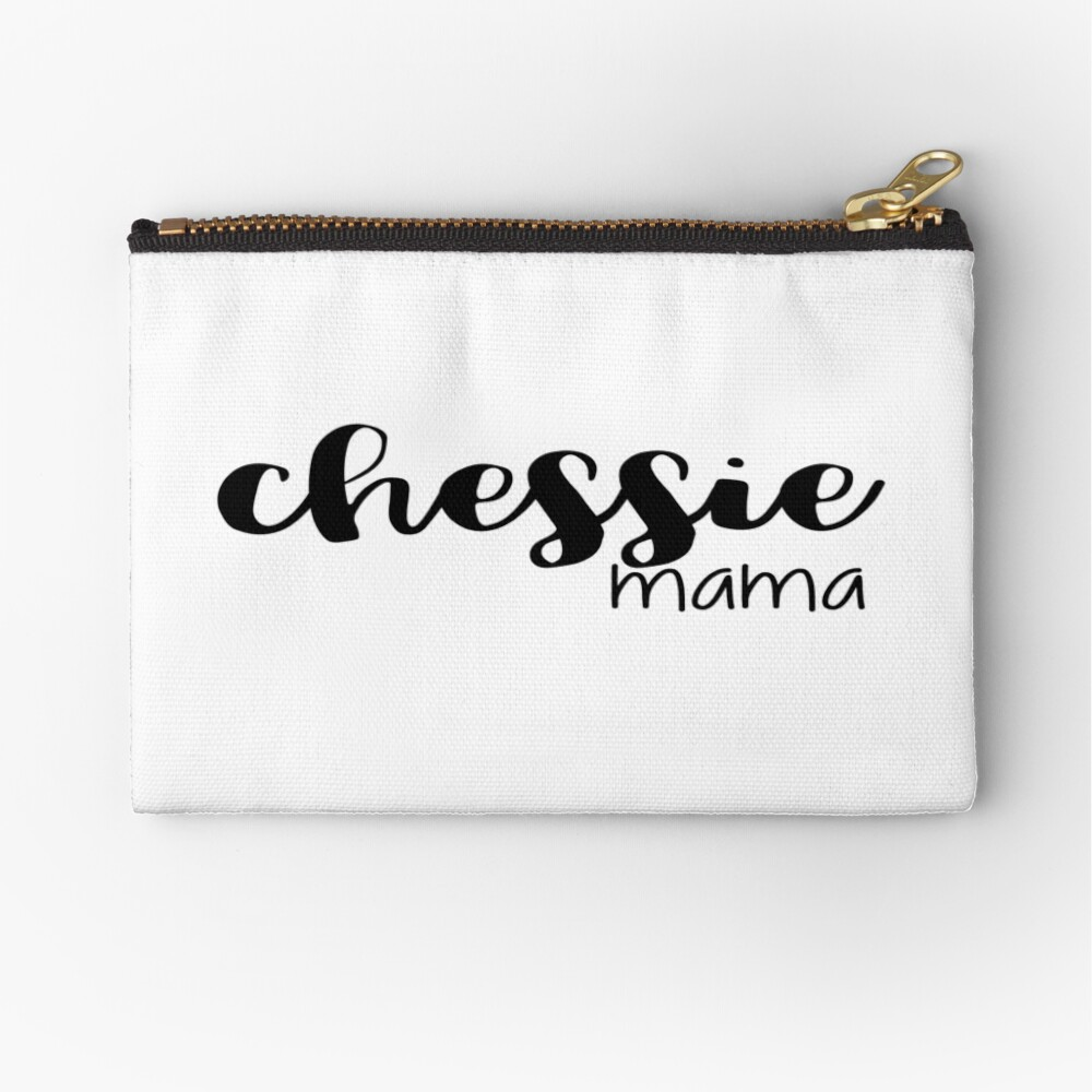 chessie mama Zipper Pouch