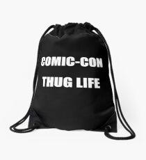 Comic-Con Thug Life Drawstring Bag