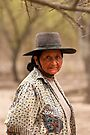 Lovely Argentine Woman - Argentina by Kent DuFault