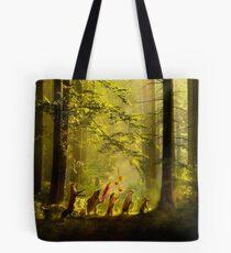 The Secret Parade II Tote Bag