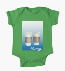 ALWAYS - a Castle celebration (with coffee) One Piece - Short Sleeve