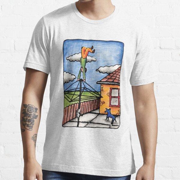 Working Under Pressure Essential T-Shirt