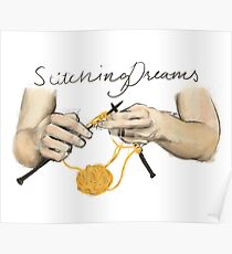 Stitching Dreams Poster