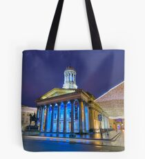Glasgow Museum of Modern Art Tote Bag