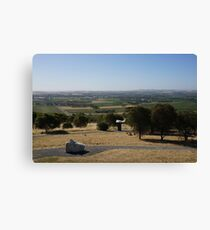 Mengler's Hill Lookout Canvas Print