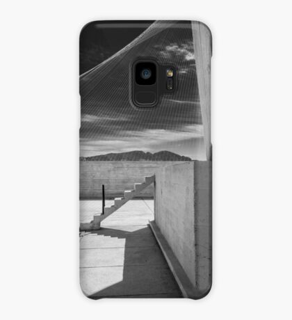 On the roof of Le Corbusier's Unité d'Habitation in Marseille - 4 Case/Skin for Samsung Galaxy