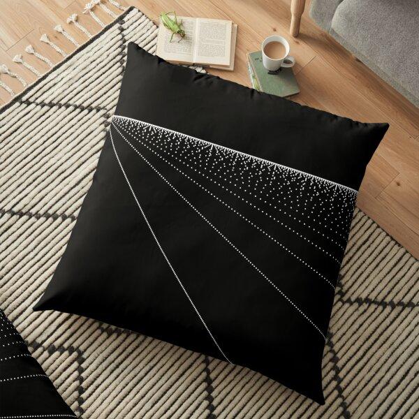 Factorization Floor Pillow