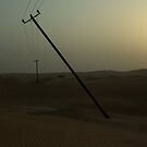 Dubai at Dusk by Jo O'Brien